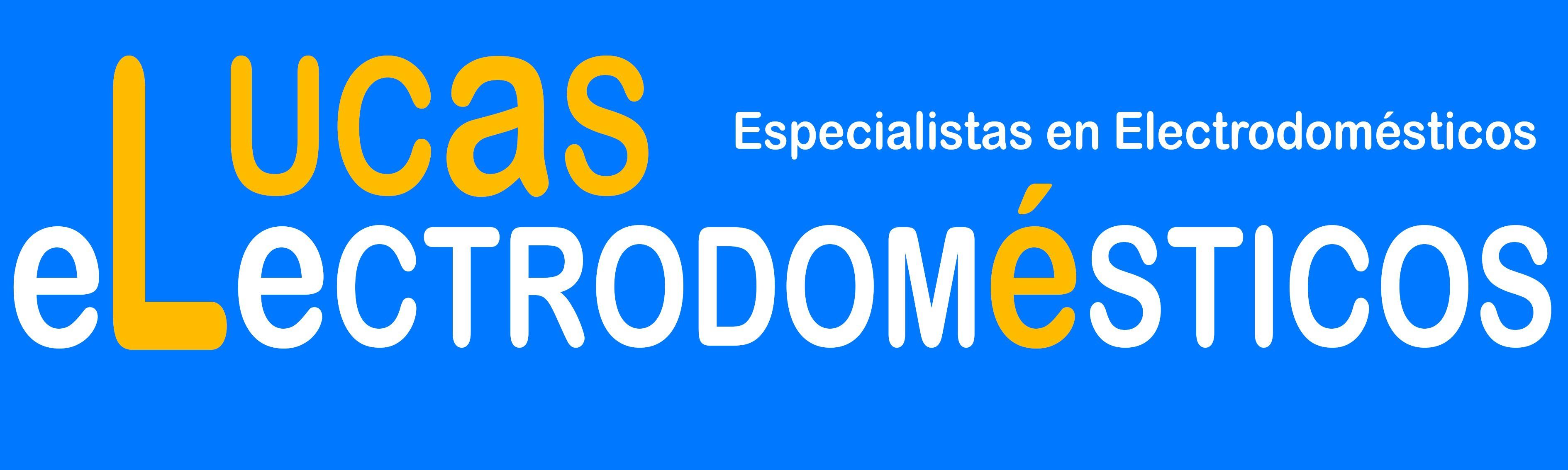 Logo LUCAS ELECTRODOMÉSTICOS